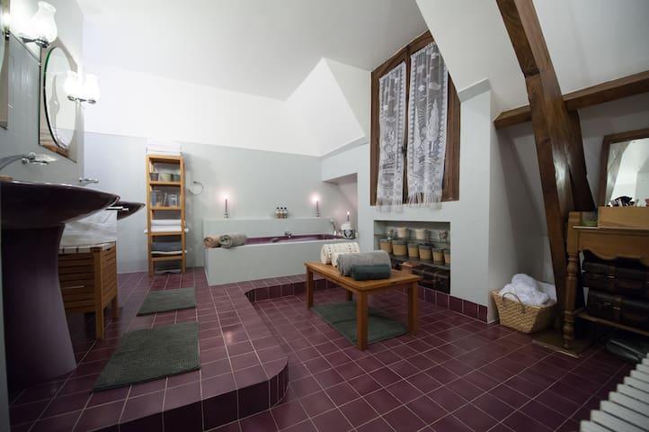 Chambre cosy proche Paris et la Défense - Colombes - House