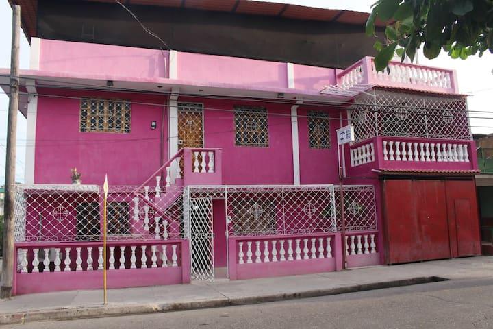 Casa Wilfredo (habitación 2)