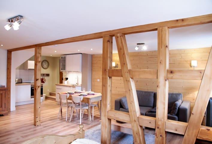"Studio calme et cosy ""Au Domaine de Bernie"" - Wasserbourg - Apartamento"