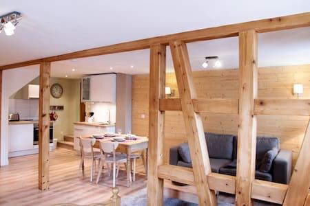 "Studio calme et cosy ""Au Domaine de Bernie"" - Wasserbourg - Wohnung"