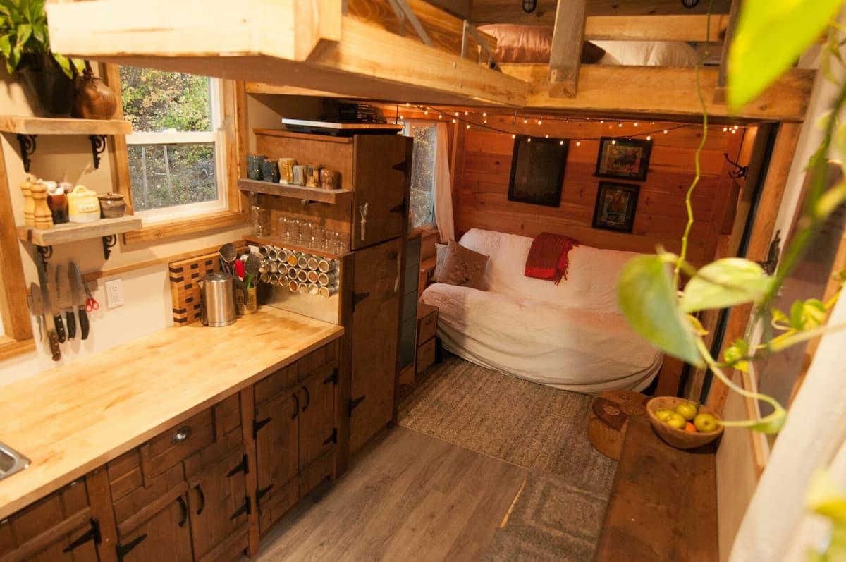 okangan cabin rental