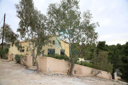 RVG Kosta House 4BD Goutos Properties - Kosta - House