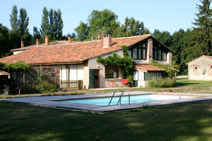 Grande maison indépendante - Saverdun - Casa