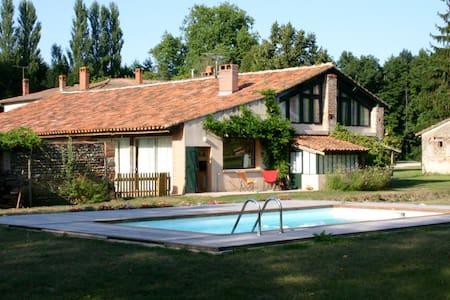 Grande maison indépendante - Saverdun - Rumah