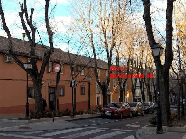Bonito apartamento en centro de Aranjuez - Aranjuez - Apartemen