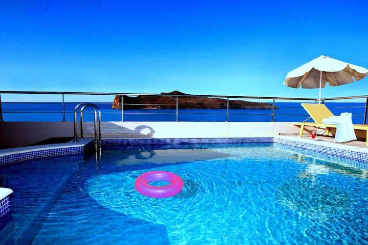 Sandy Point Villas (II) - Chania BeachFront