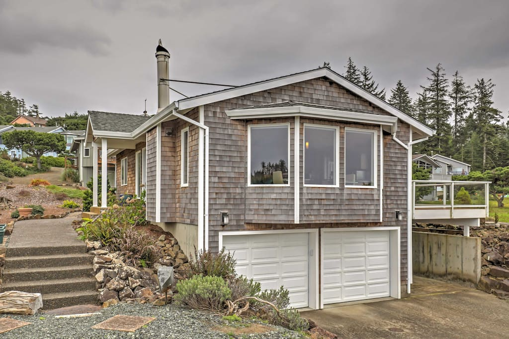 This spacious home offers accommodations for up to 8 guests.