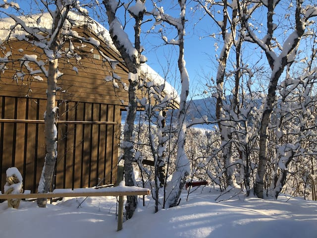 Modern cabin at Geilo - your private refuge