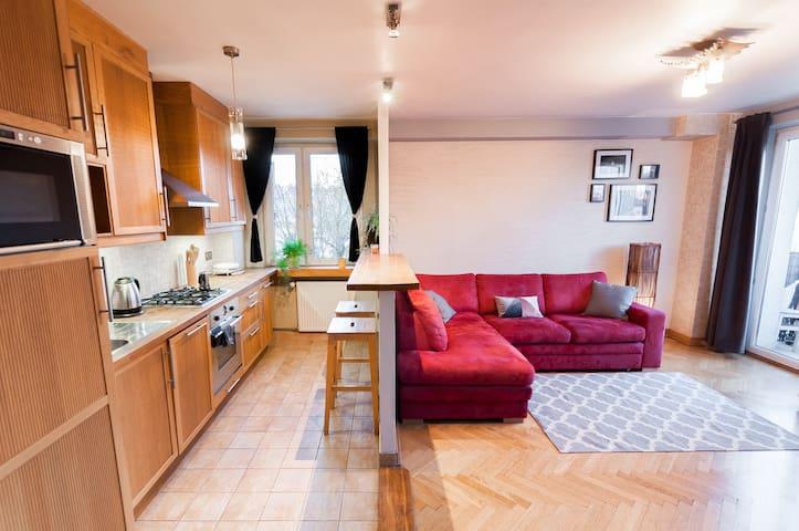 Quiet apartment in the centre