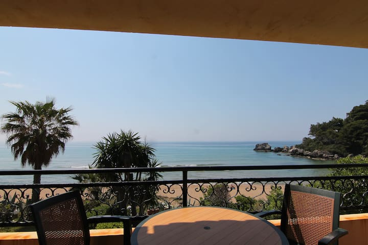 1 bedroom flat in Corfu-Glifada - Glifada - Apartment