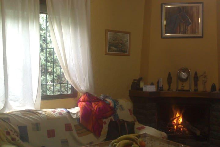 Habitacion ideal para familia o amigos - Montoro - Hus