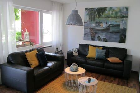 Ferienwohnung Auryn - Sylke Rigling, (Radolfzell-Markelfingen), Ferienwohnung, ab 75qm, 2 Schlafzimmer (bei Buchung mit 3 Personen), max. 3 Personen