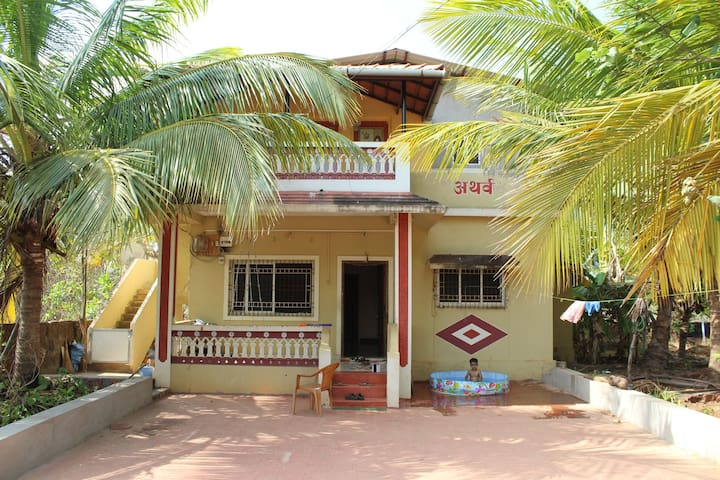 Atharva Home Stay Private Room 1