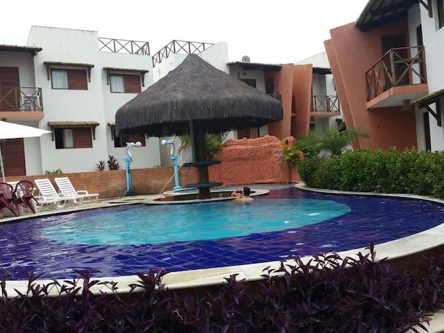 Apartamento dos Golfinhos - Pipa Beach