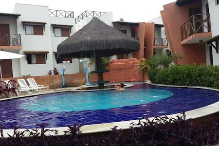 Apartamento dos Golfinhos - Pipa Beach - Apartment-Hotel
