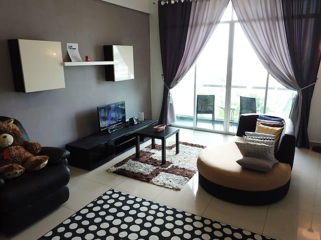 Homestay Penang, Bukit Mertajam...BmCity Condo