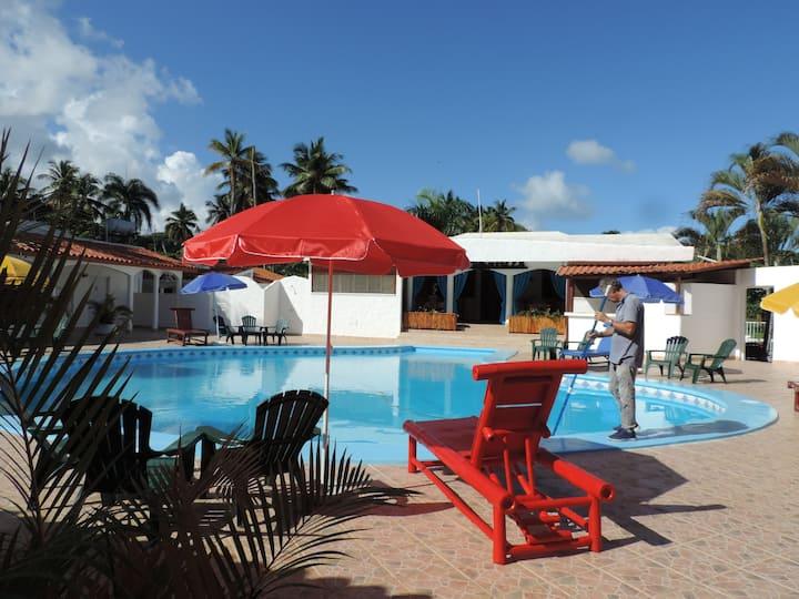 La Maravilla #9 en Villa con piscina