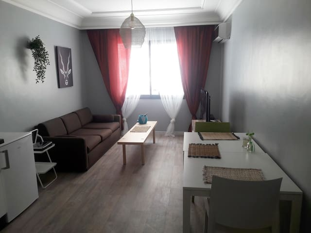 Appartement en plein centre de Casablanca