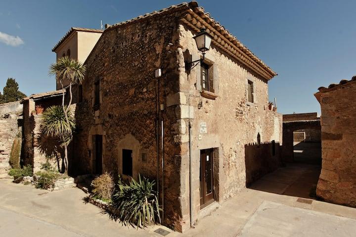 Appartement d'époque, situé à Gérone près de la mer
