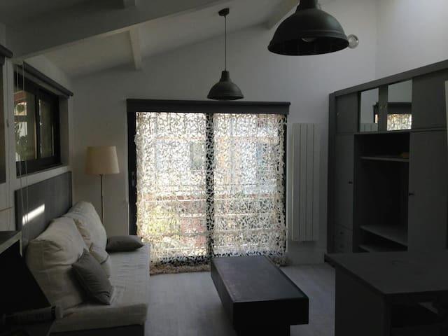 Studio comme à la campagne - Neuilly-sur-Marne - Apartamento