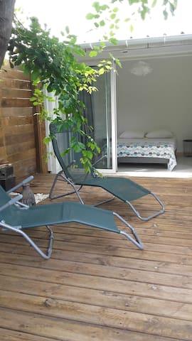 Marie location : logement avec piscine