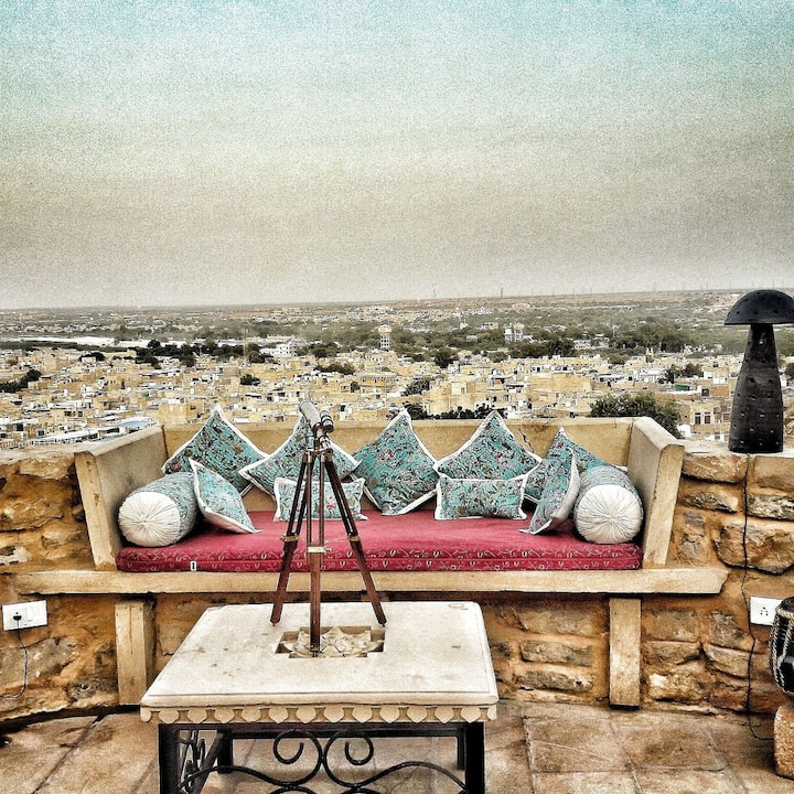 'Secluded Home's of the Desert in Jaisalmer Fort!