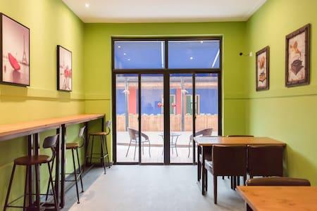 五四国际青年公寓商务套房 - Wuxi