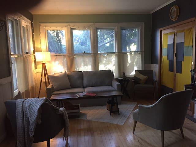 Private Sunroom