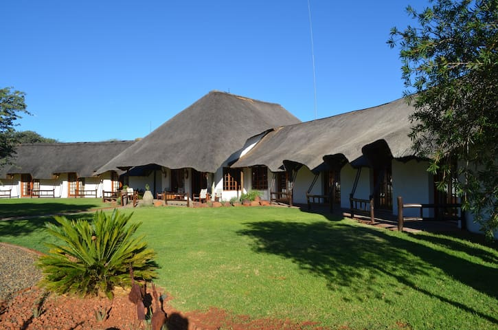 Imbasa Lodge Mokala