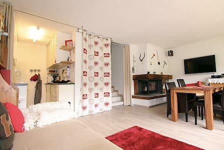 sonniges Appartement in Les Crosets Südseite - Les Crosets - Lägenhet
