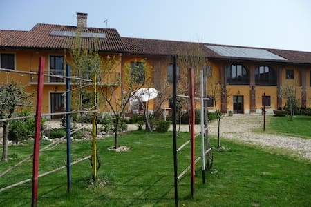 B&B Sant'Anna di Brillante - Brillante - Bed & Breakfast