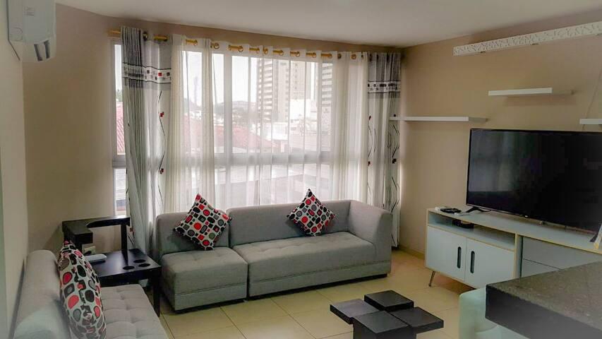 Comoda Suite en zona de negocios de Guayaquil