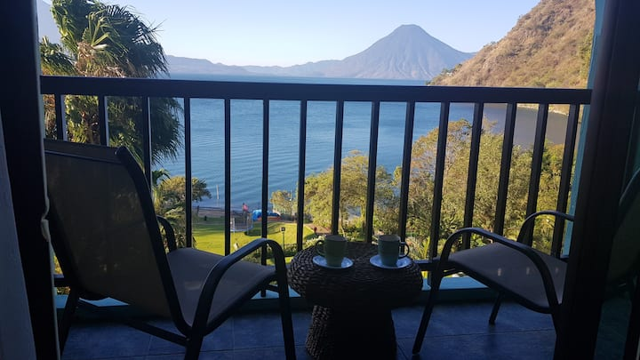 The paradise of Atitlan suites