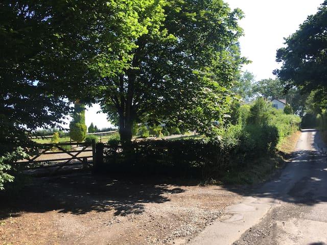Delightful Welsh Cottage - The Annex