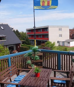 strandnahe Ferienwohnung - Dahme - Apartmen