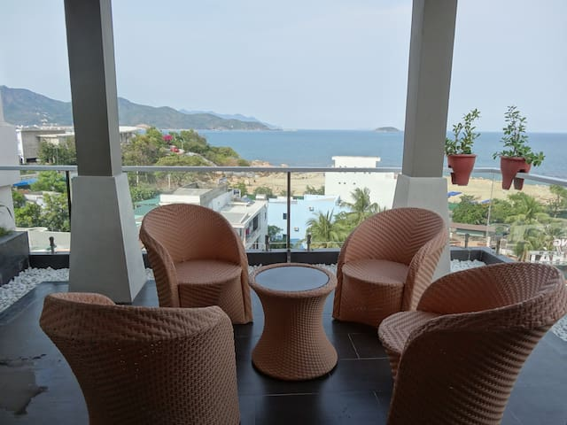 French Mandarine, appartement 4 pers, vue mer - tp. Nha Trang