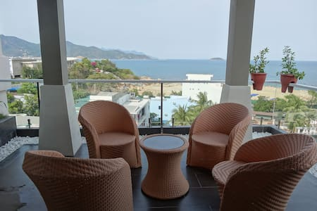 French Mandarine, appartement 4 pers, vue mer - tp. Nha Trang - Apartment