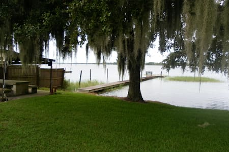 Lakefront Cabin on Lake Placid - Lake Placid