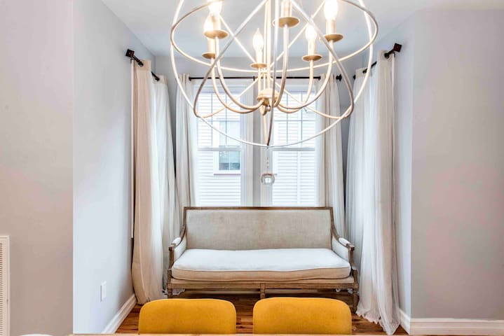 Fully renovated charming home unit 1, close to NYC