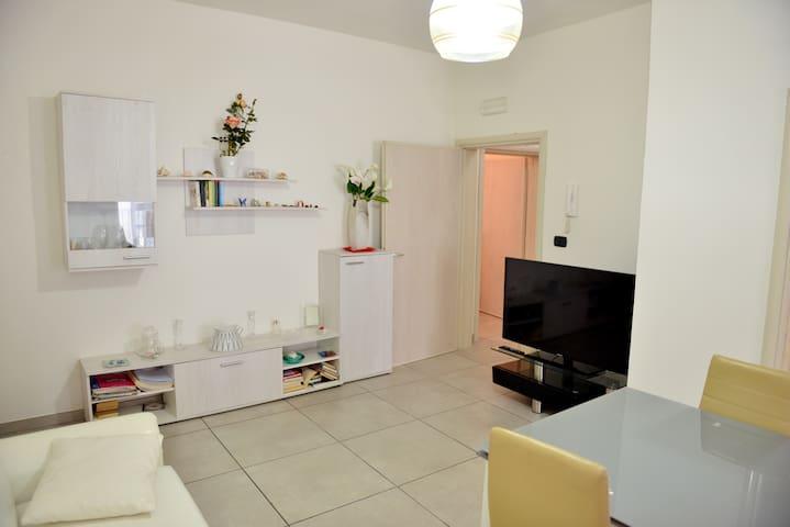 Bel mini appartamento dotato di tutti i confort.