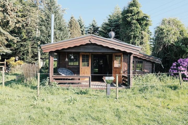 Gemütliches Ferien- & Holzhaus im Grünen: Nähe HH