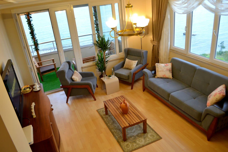 Taiba The Golden Garden - Lofts for Rent in Arsin, Trabzon, Turkey