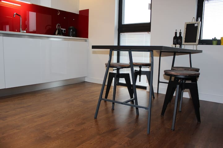 Luxury 2 bed apartment Manchester City Centre