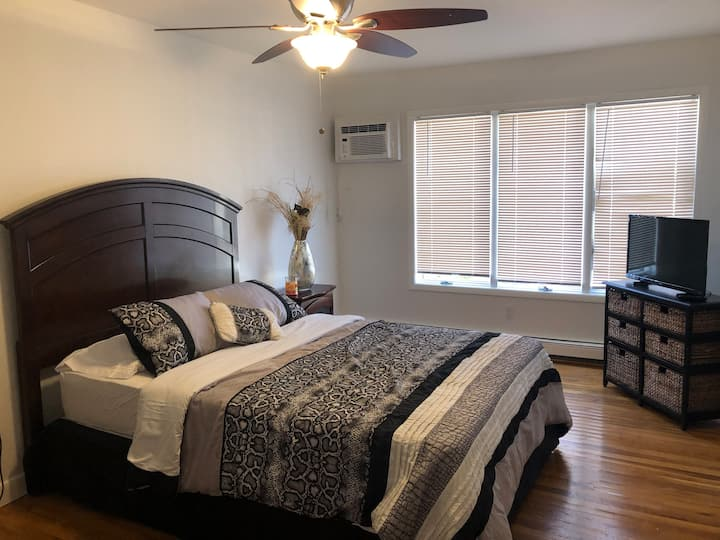 Comfortable guest room near NYC