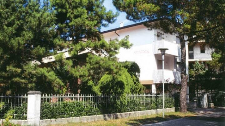 Grande appartamento con terrazza a Bibione