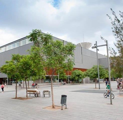 Habitación Privada En el Prat de Llobregat