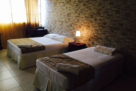 Hotel Don Guillermo- Bed and Breakfast - Matagalpa