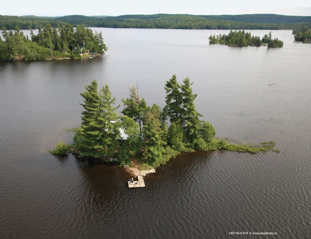 Algonquin Island Retreat