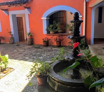 Habitación independiente en Finca Cafetalera 1