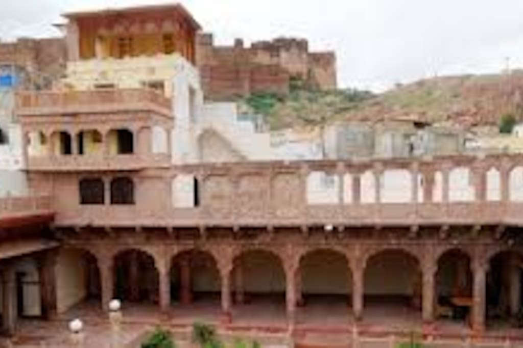 Sadar Haveli Heritage Heritage Hotels India For Rent